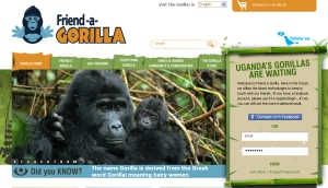 gorilla copia